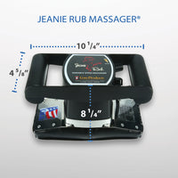 Jeanie Rub Massager Variable Speed