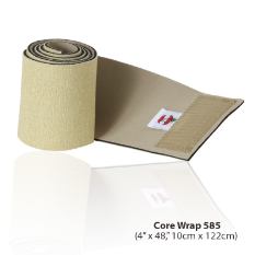 Core Wraps for Positioning Hot and Cold Packs In Place