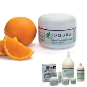 Sombra Heat Therapy Gel for Muscle Spasms and Pain Relief