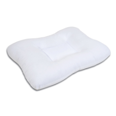 Contoured Cervical Support Neck Pillow FIRM