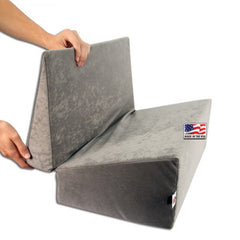 Bed Wedge - Elevated Support Cushion for Sleeping | Recliner Pillow