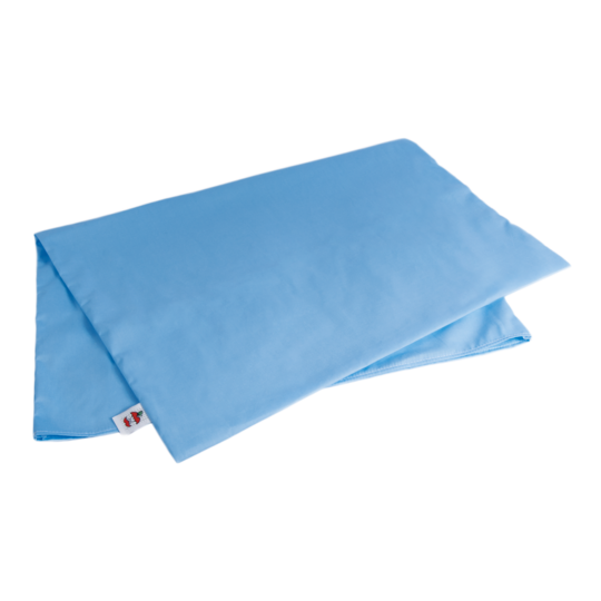 Slip-on Pillow Case for Tri-core Pillow