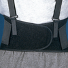 CoreBack Industrial Lower Back Support with Suspenders
