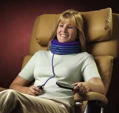 Dr. Bob's Portable Neck Traction Device