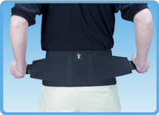 CorFit Industrial Low Back Belt