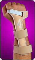 Carpal Lock Wrist Brace Right Medium