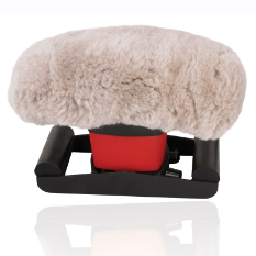 SheepSkin Pad Cover for Jeanie Massager