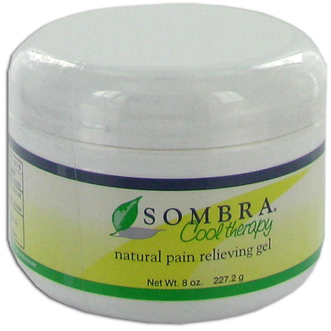 Sombra Cool Therapy Gel for Muscle Spasms and Pain Relief