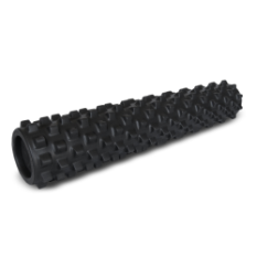 Rumble Roller Extra Firm Black