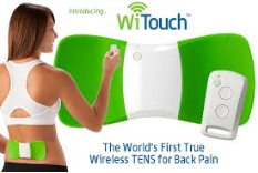Wi touch Wireless Tens Unit