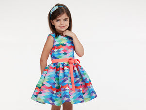 Mermaid Scallop Party Dress