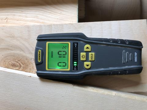 Lumber 101 and Moisture Meters