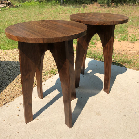 CNC end tables how to diy