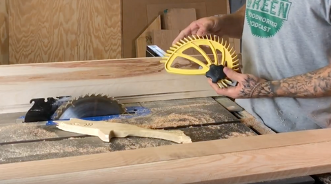 table saw diy how to