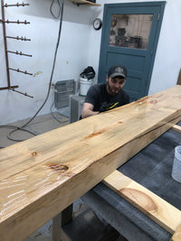 Live Edge & Slab Furniture - Two Moose Design