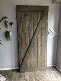 Custom Interior and Exterior Doors - Two Moose Design