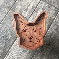 Doberman Catch All Tray