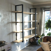 Custom Shelves - Two Moose Design