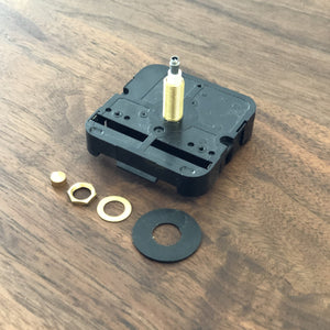 Clock Movement High Torque Mechanism