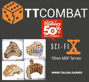 ALL TTCOMBAT MDF TERRAIN ON SALE!