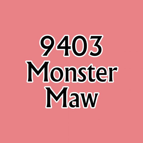 09403 MONSTER MAW