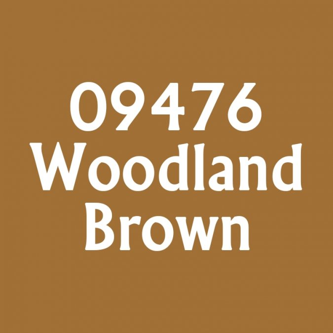 09476 WOODLAND BROWN
