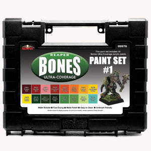 09976 MSP BONES ULTRA-COVERAGE PAINTS: SET 1