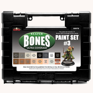 09978 MSP BONES ULTRA-COVERAGE PAINTS: SET 3