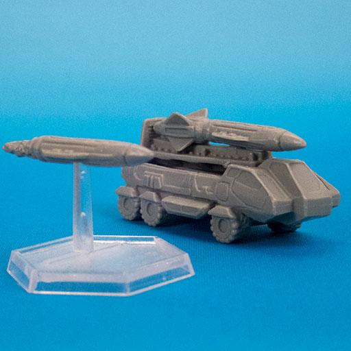 72255 RIPPER CRUISE MISSILE LAUNCHER (VEHICLE)