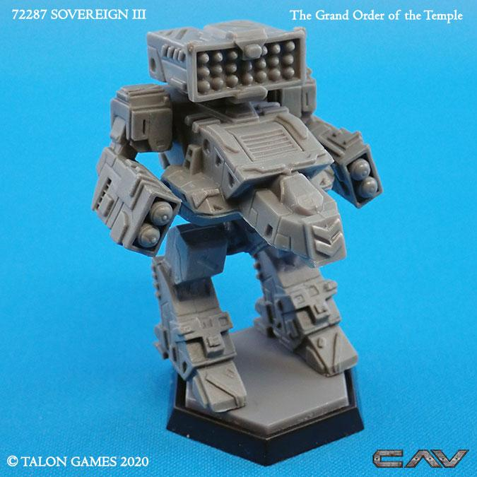 72287 SOVEREIGN III CAV