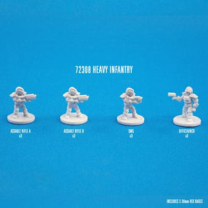 72308 HEAVY INFANTRY