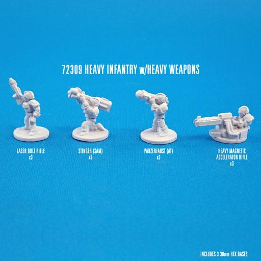 72309 HEAVY INFANTRY W/HEAVY WEAPONS