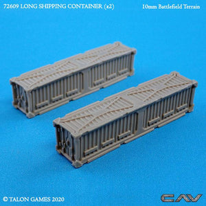 72609 LONG SHIPPING CONTAINER