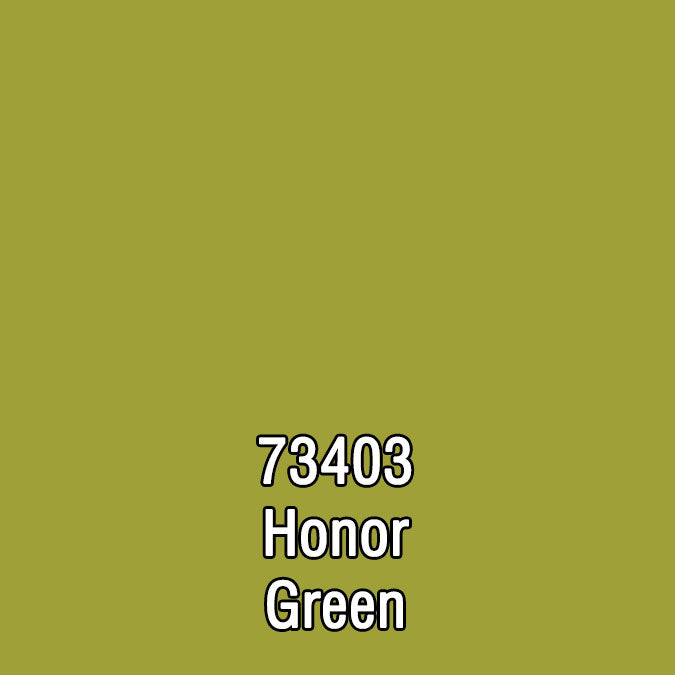 73403 HONOR GREEN HD PAINT
