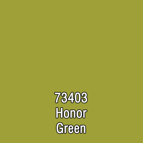 73403 HONOR GREEN CAV ULTRA-COLOR PAINT