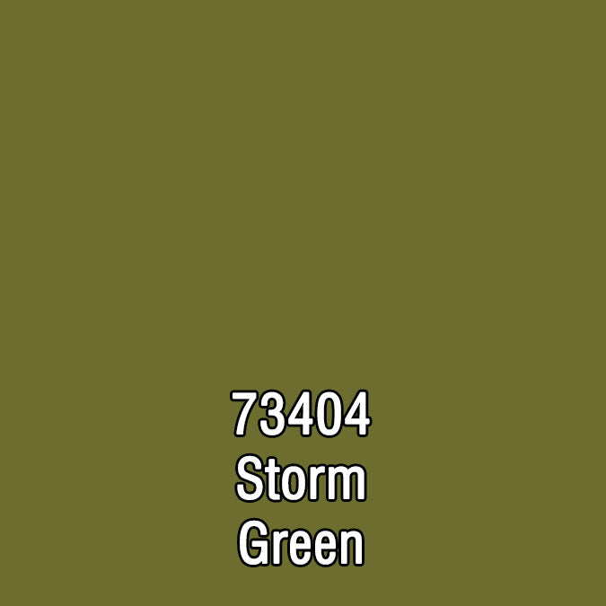 73404 STORM GREEN HD PAINT