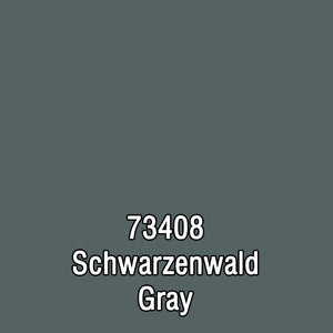 73408 SCHWARZENWALD GRAY CAV ULTRA-COLOR PAINT