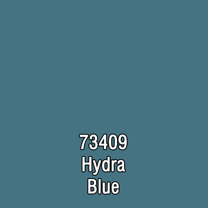 73409 HYDRA BLUE HD PAINT