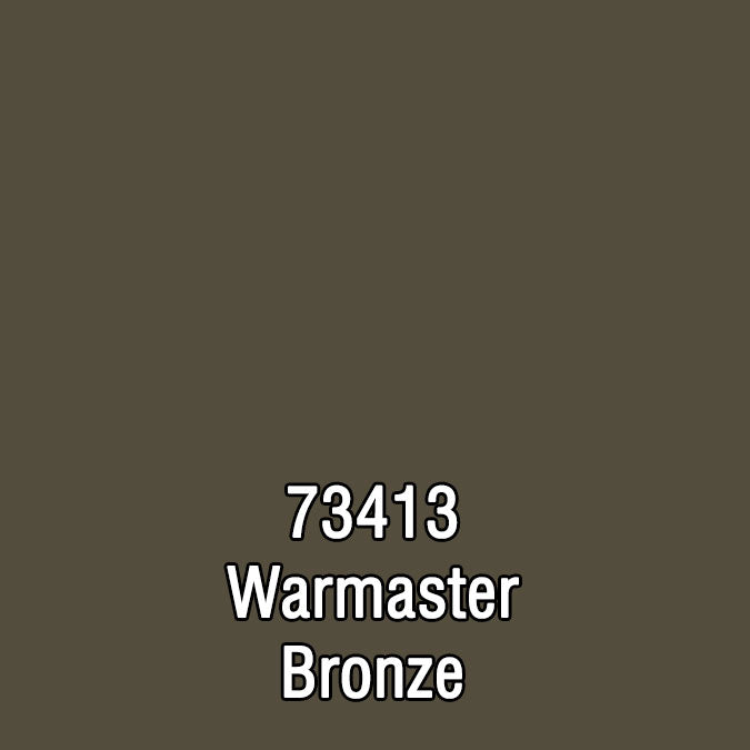 73413 WARMASTER BRONZE CAV ULTRA-COLOR PAINT