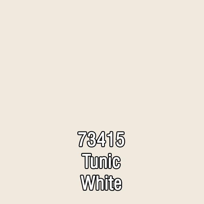 73415 TUNIC WHITE CAV ULTRA-COLOR PAINT