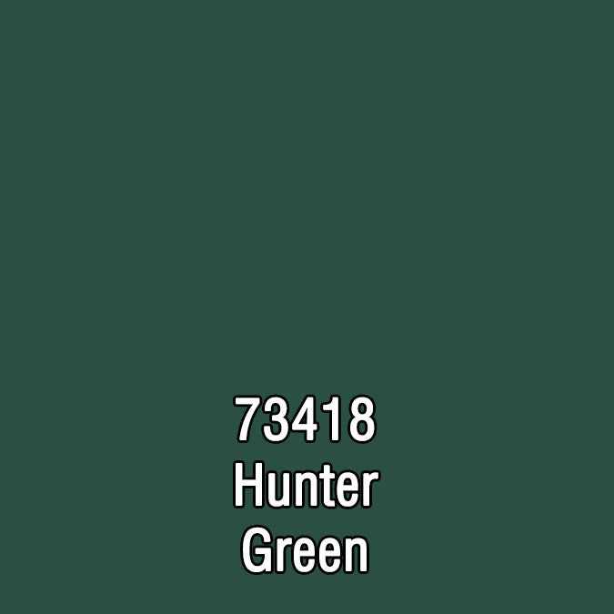 73418 HUNTER GREEN CAV ULTRA-COLOR PAINT
