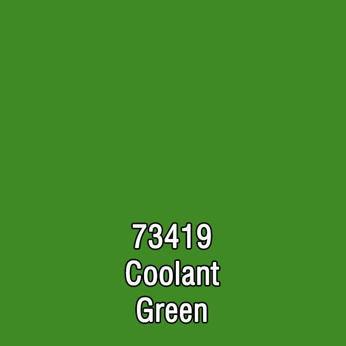 73419 COOLANT GREEN CAV ULTRA-COLOR PAINT