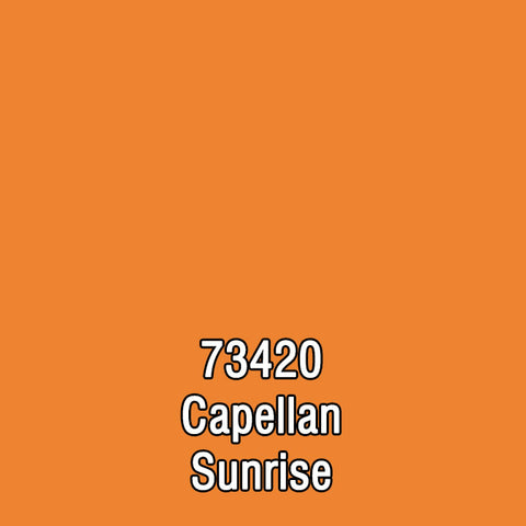 73420 CAPELLAN SUNRISE CAV ULTRA-COLOR PAINT