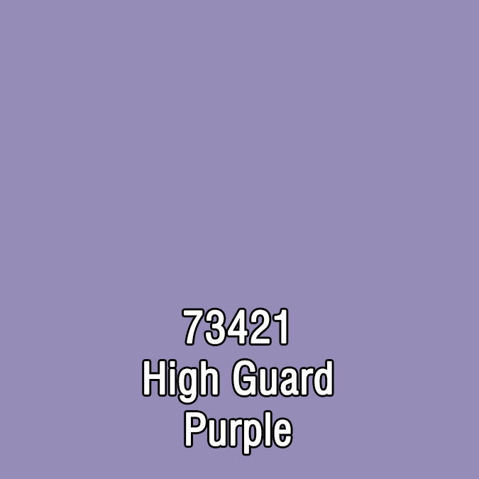 73421 HIGH GUARD PURPLE CAV ULTRA-COLOR PAINT