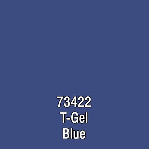 73422 T-GEL BLUE CAV ULTRA-COLOR PAINT