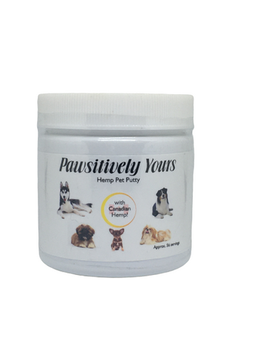 Pawsitively Yours Hemp Pet Putty
