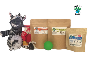 Bow Wow Box - Think Inside The Box!           Ideal for Medium Sized Dogs from 6.8 kg to 15.9 kg