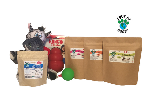 Bow Wow Box - Think Inside the Box!   Ideal for Extra Large Dog sizes from 29.5 kg to 38.6 kg