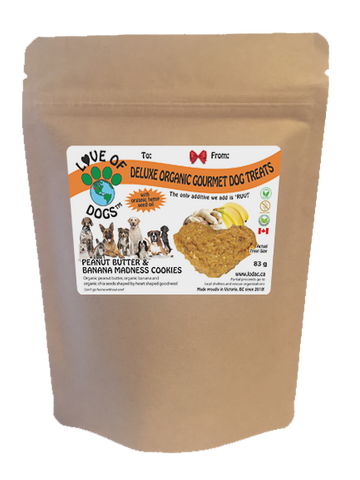 Love of Cats - Organic Knead My Tuna!