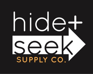 hide+seek SUPPLY CO.